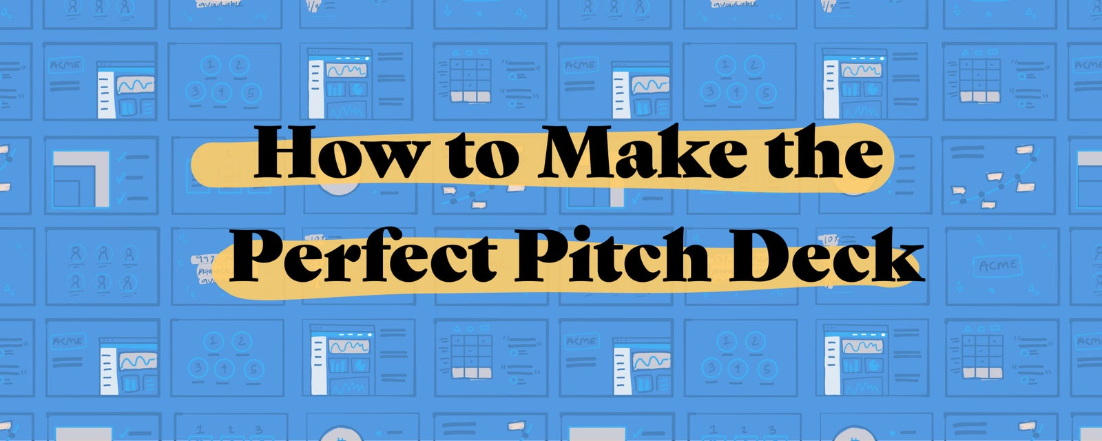 Pitch Deck Tune Up